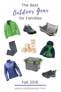 Best Fall Outdoor Gear for Families