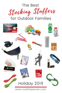 The Best Stocking Stuffers for Outdoor Families