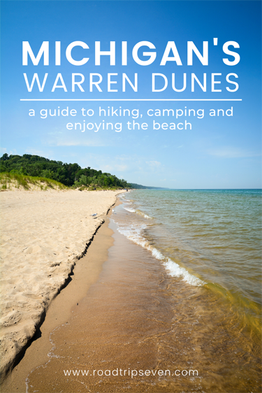 Interested in camping along Michigan's gorgeous, western coast? Warren Dunes State Park, with its sprawling lakeshore beaches, towering 200 ft sand dunes, and mature forests is the perfect place for camping on Lake Michigan. In this guide, we tell you everything you need to know about camping at Warren Dunes, answering questions such as: How much does it cost to camp? Can you swim at Warren Dunes? And what are nearby popular attractions? Here we provide you with helpful tips for camping at our favorite Lake Michigan campground.