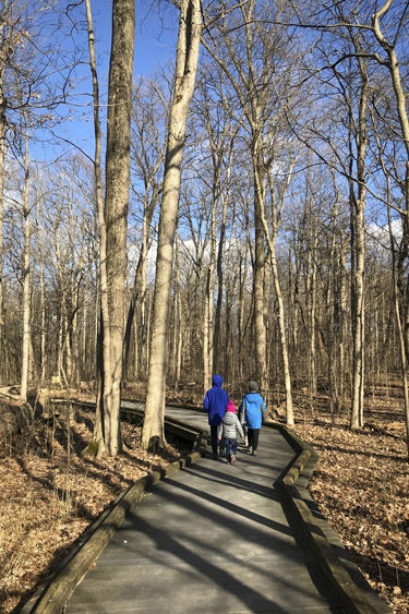 Indianapolis Outdoor Hiking Escapes: Carmel's Central Park
