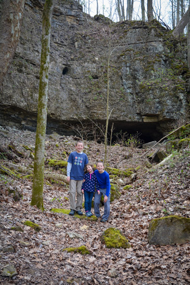 Hiking Indiana's Clifty Falls' Four Falls Challenge