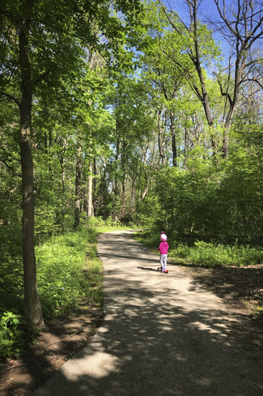 Fishers Heritage Park at White River