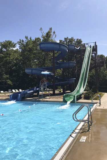 Indiana State Park DNR Fitness Challenge - Swimming