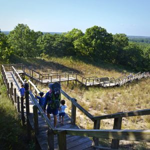 Indiana State Parks Challenges Feature