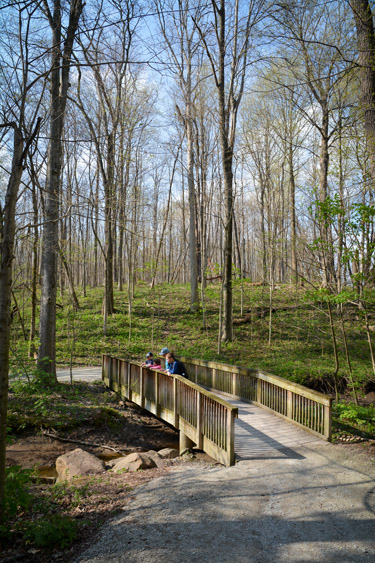 Indianapolis Outdoor Escapes: Hiking at MacGregor Park in Westfield, IN