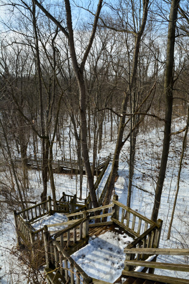 Indiana State Parks Challenge: Pokagon Hells Point Challenge