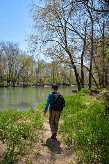 Indianapolis Outdoor Escapes: Hiking at Southwestway Park