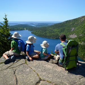 Acadia Family-Friendly Guide Feature