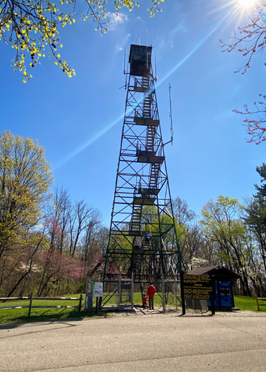 Brown County Fire Tower