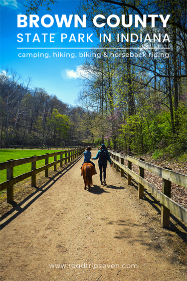 Interested in camping among the rugged, rolling hills of Southern Indiana?  Brown County State Park, with its ridges and ravines, is the perfect place for camping amid Indiana's southern hills. In this guide, we tell you everything you need to know about camping at this spectacular state park, answering questions such as: How much does it cost to camp? Which campground is best? And what is there to do while staying in the park? Here we provide an overview of everything you need to know to go camping at one of Indiana's best state parks, Brown County.
