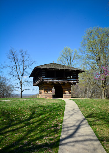 Brown County State Park West Lookout Tower